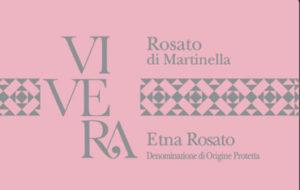 etichetta rosato di martinella